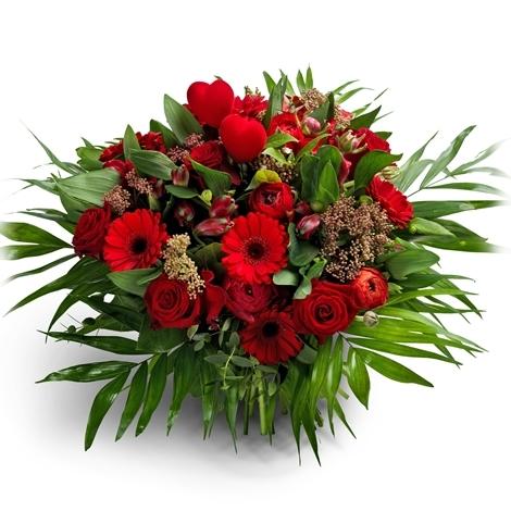 Blumenstrauss suri versand f r blumen pflanzen floristik for Floristik versand