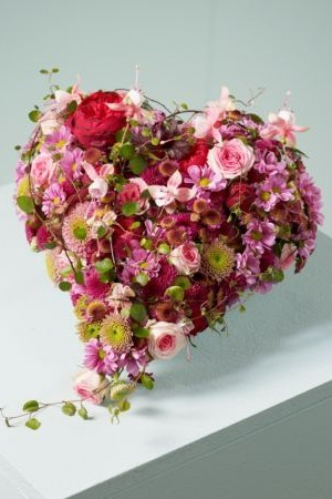 Versand f r blumen pflanzen floristik schnittblumen dekoration for Floristik versand