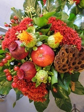 Herbst blumen pflanzen deko artikel bl mchen floristik versand for Pflanzen deko innen